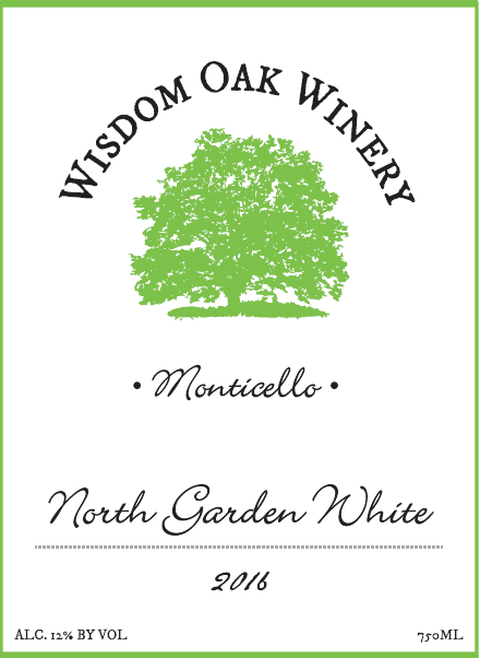 2016 North Garden White