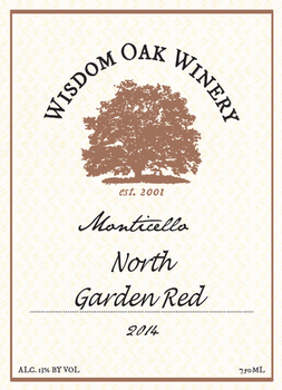 North Garden Red