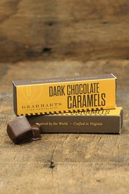 Gearharts Dark Chocolate Caramels